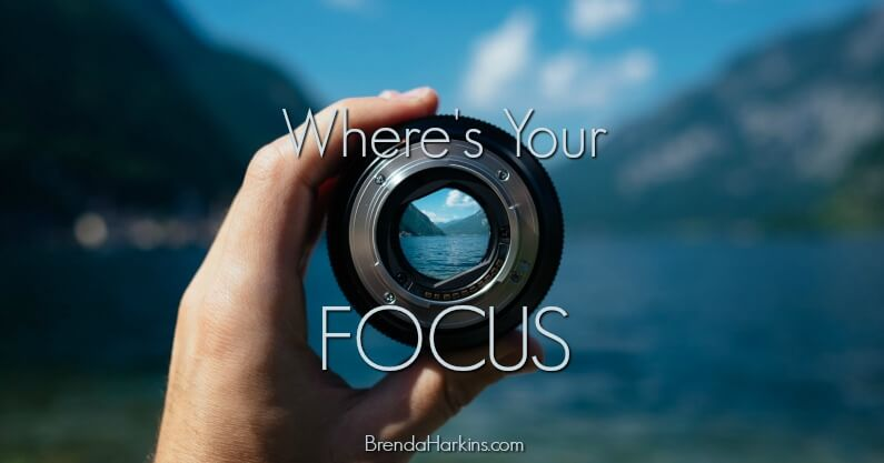Where's Your Focus