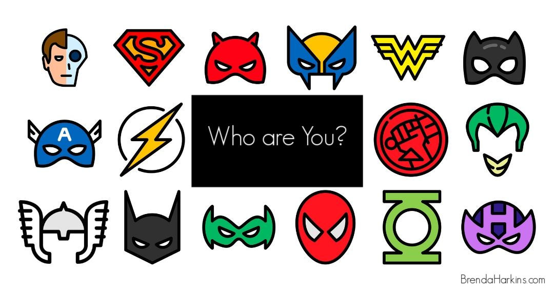 Who are you? Your true identity is what God made you to be.