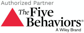 Authorized Partner with The Five Behaviors